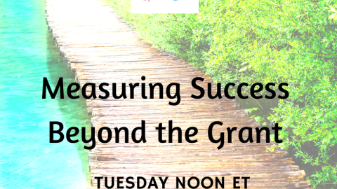 Measuring Success Beyond the Grant: Question Preview for 7/8