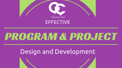 Preview Questions: Program and Project Design