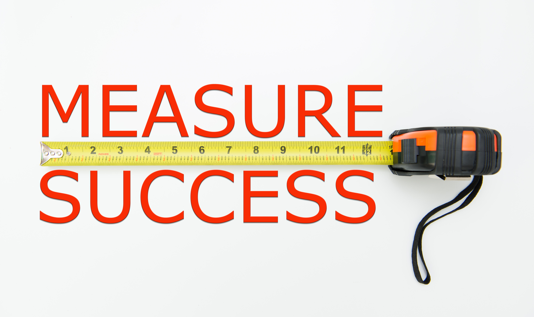 the measure of success The measure of success: some methodological considerations for research on  institutional performance paul f steinberg central to the aims of the.