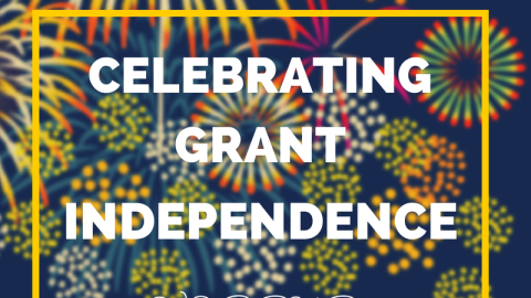 Celebrate Grant Independence Versus Dependence