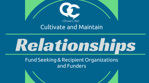 Question Preview: Grant Funder Relationships