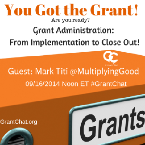 Preview Questions: Grant Administration