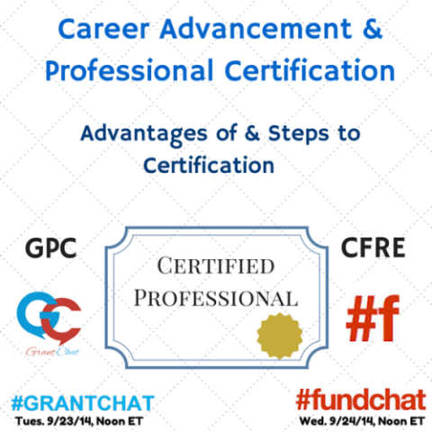 Question Preview: Professional Certification: GPC and CFRE
