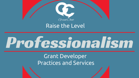 Question Preview: Professionalism of Grant Pros