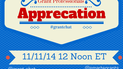 Question Preview: Grant Professionals Appreciation