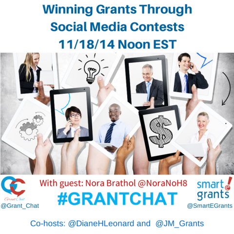 Question Preview: Winning Grants Through Social Media Contests
