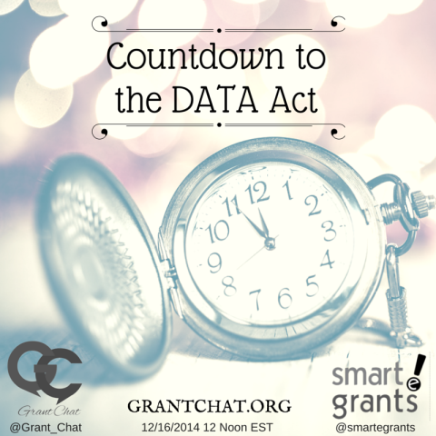 Countdown to the DATA Act