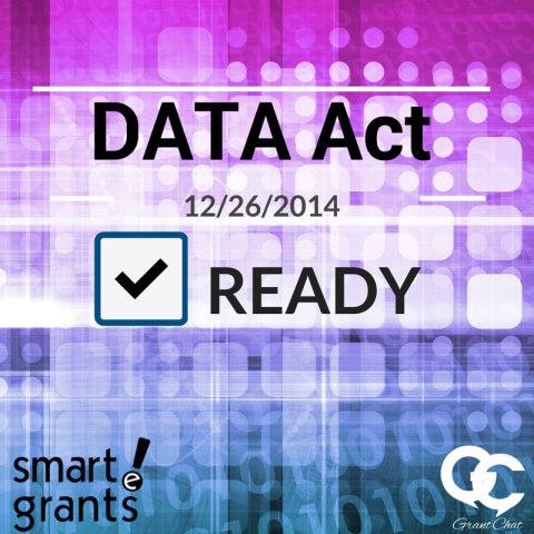 Ready for DATA Act