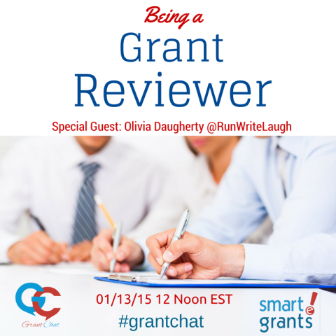 Question Preview: Being a Grant Reviewer