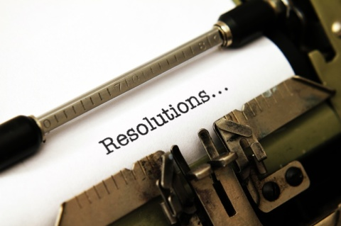 Grant Professional's Resolutions and Goals for 2015