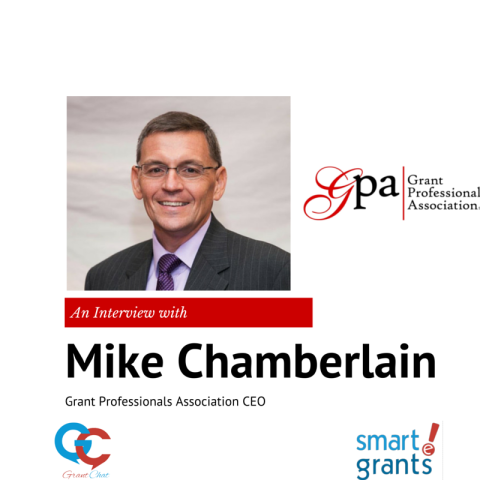 Interview: GPA CEO, Mike Chamberlain