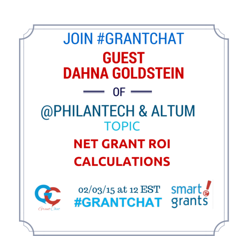 Question Preview: Net Grant ROI Calculation