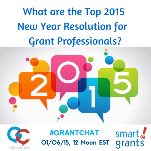 Question Preview: New Year's Resolutions for the Grant Professional in 2015