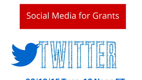Question Preview: Social Media for Grants: Twitter