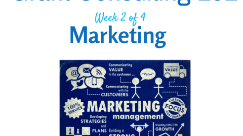 Question Preview: Grant Consulting 101: Marketing