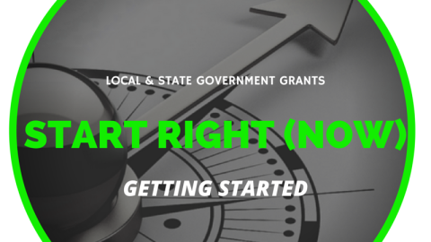 Advice on Navigating State & Local Government Grants