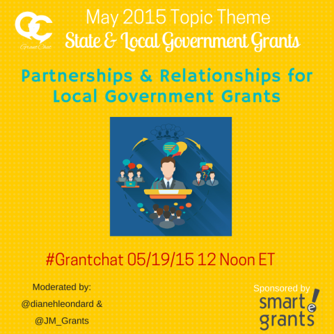 Question Preview: Relationships & Partnerships for State & Local Government Grants