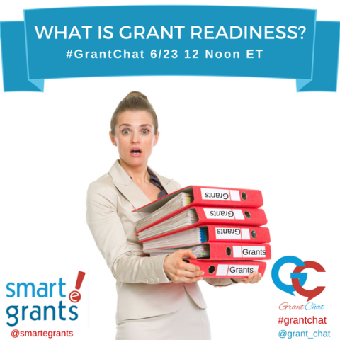 Question Preview: Grant Ready Organizations