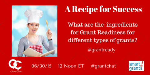 Question Preview: Recipe for Grant Readiness