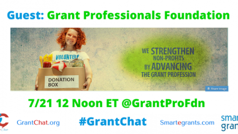 Question Preview: What can the Grant Professionals Foundation Do For You?