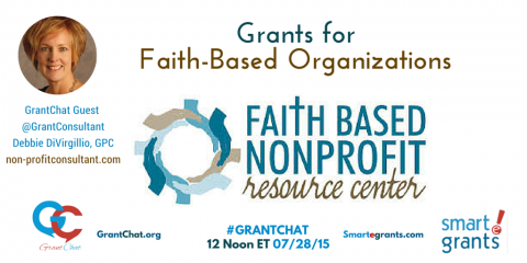 Question Preview: Grants for Faith Based Organizations