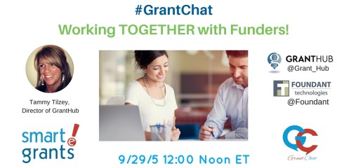 Question Preview: Working With Funders