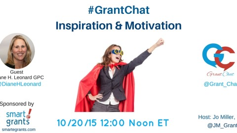 Question Preview: Inspiration and Motivation for the Grant Professional