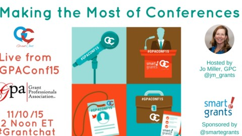 Question Preview:  Getting the Most from a Conference