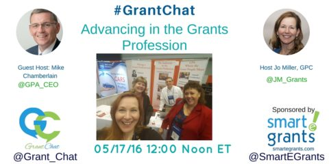 Advancing the Grant Profession