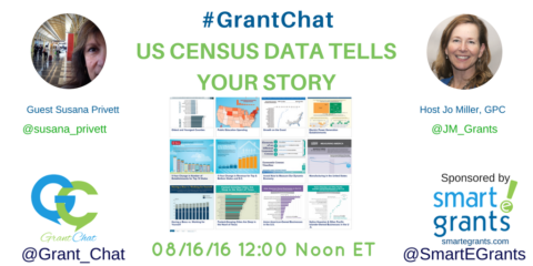 Census Data Tells Your Story
