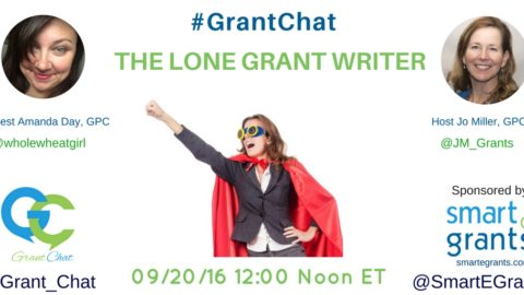 Building Relationships as the Lone Grant Writer
