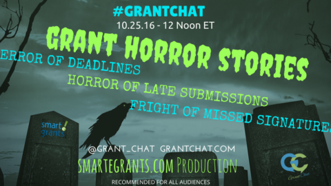 Grant Horror Stories – 2016 Edition