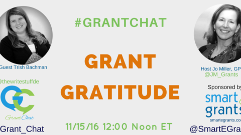 Grant Gratitude: Thankful for Community