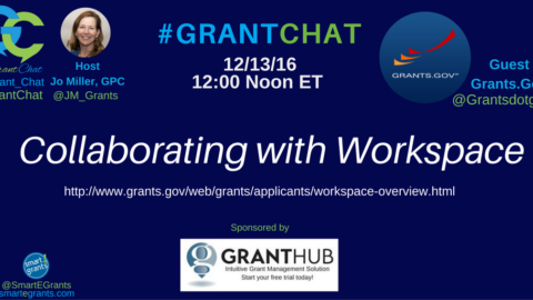 What is Grants.gov Workspace?