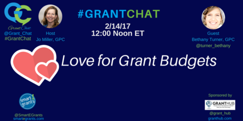 Love for Grant Budgets