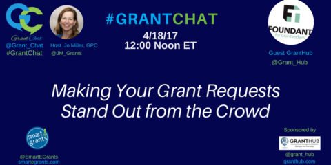 Making Your Grant Requests Stand Out from the Crowd