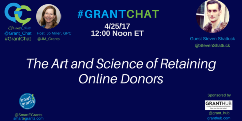 Art and Science of Retaining Online Donors