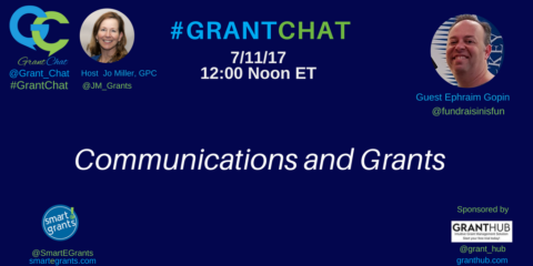 Communications and Grants