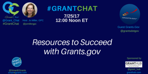 Resources to Succeed with Grants.gov