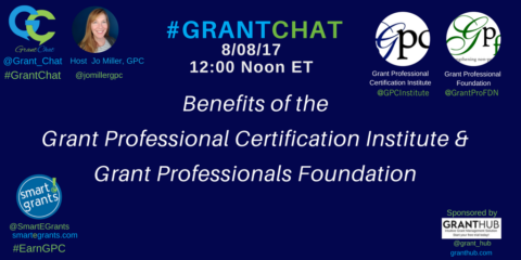 Benefits of the Grant Professional Foundation and Grant Professional Institute