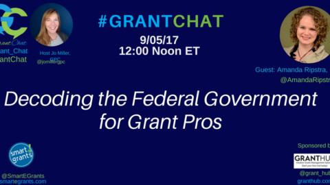 Decoding Federal Grants