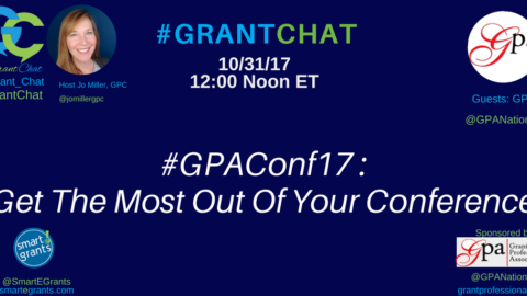 #GPAConf17 – Getting the Most Out of Your Conference